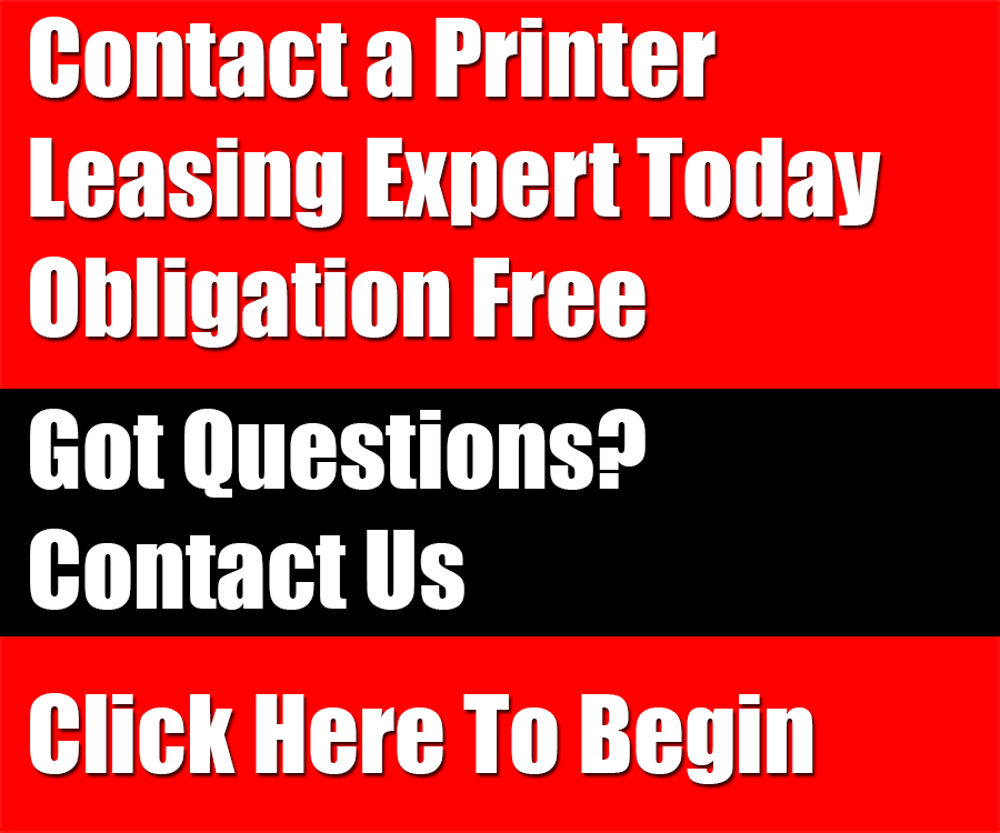 The Printer Leasing Experts